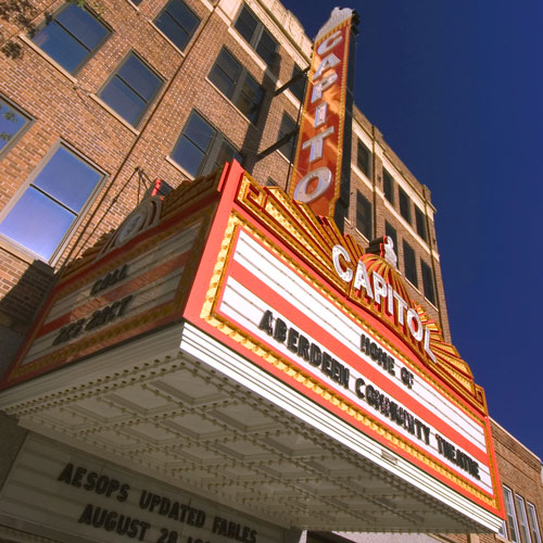 Capitol Theater Gallery