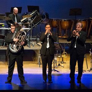 Dallas Brass in Aberdeen